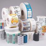 Distribuidor de etiqueta adesiva
